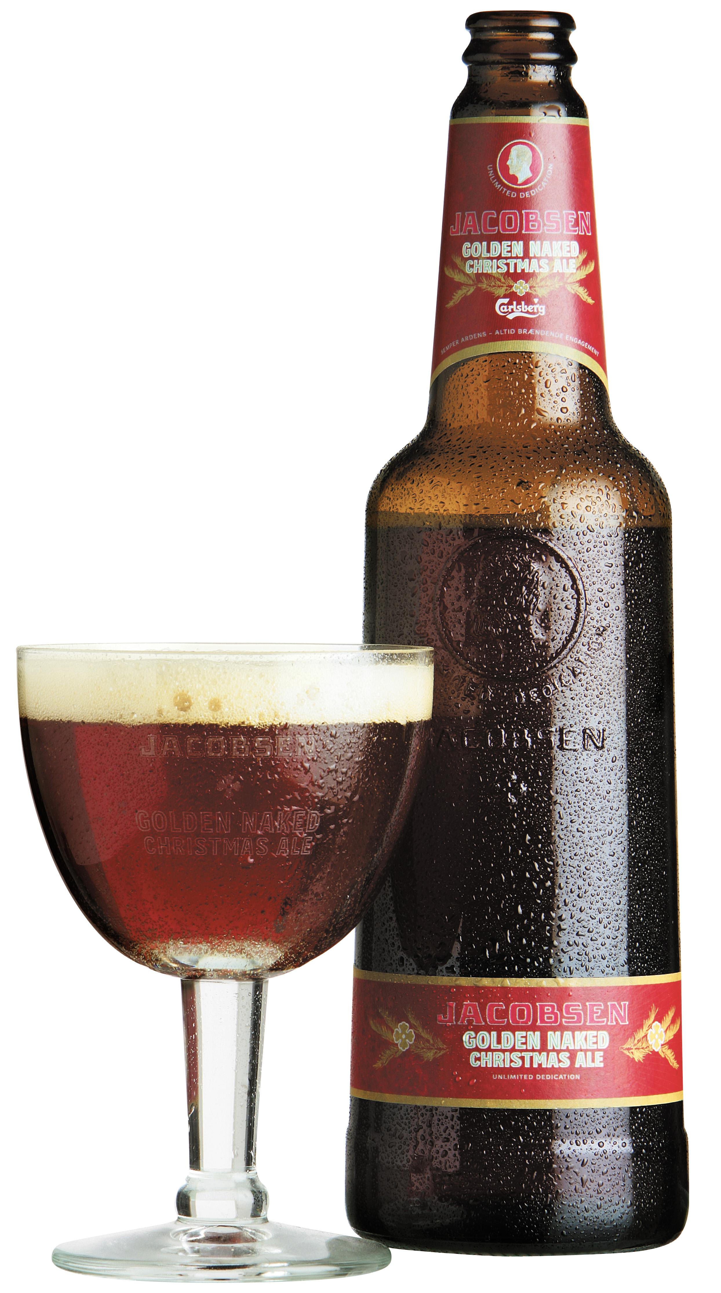 Jacobsen Golden Naked Christmas Ale, Danmark (1136501