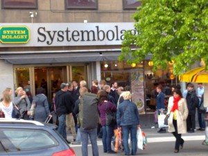 queue-at-systembolaget