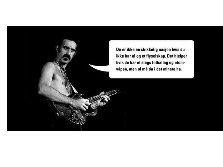 Zappa kopi