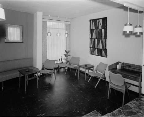 Carlton, resepsjon 1964 Fotograf: Rude