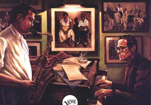 Bill Evans Trio med Stan Getz