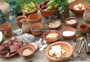 Romerske råvarer