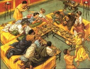romersk fest
