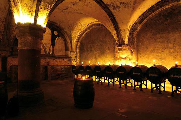 Vinkjeller Kloster Eberbach