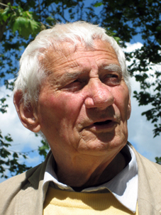 Pierre Magnan. Pressefoto