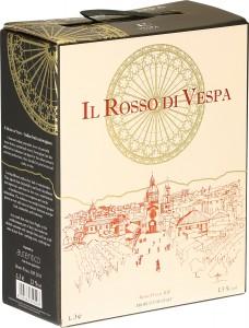 Il Rosso di Vespa BIB 3 liter