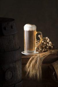 øl og hvete