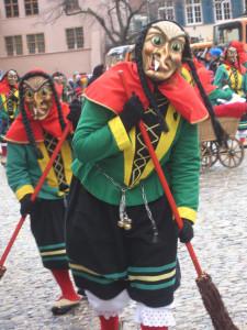 Karneval i Freibrug