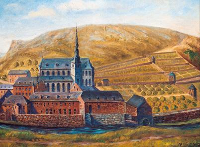 Notre-Dame de Leffe 1700 tallet