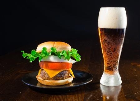 øl og mat